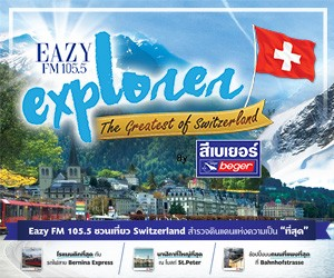 Eazy Explorer : The Greatest of Switzerland